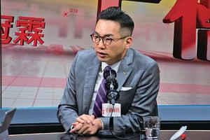 楊岳橋批政府漠視反惡法民意
