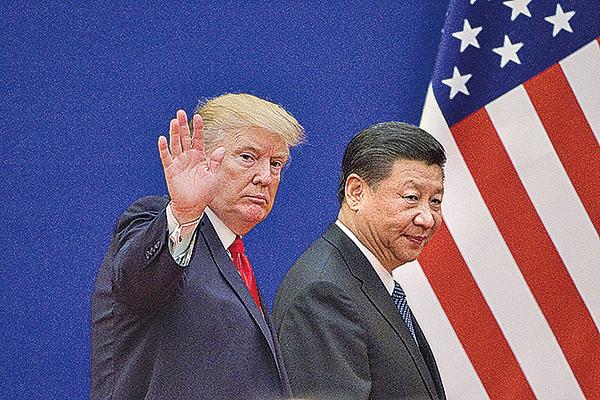 傳習最早6月赴美與特朗普簽貿易協議