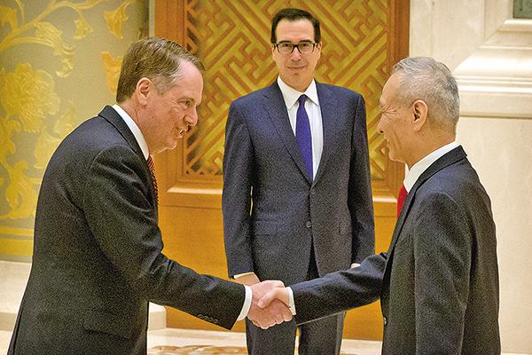 特朗普此前曾表示,他預計將與習近平在美國舉行簽約儀式。