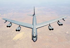 服役超過50年 美軍B-52轟炸機威懾力十足
