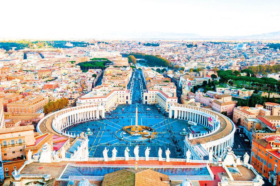 巴洛克建築藝術的輝煌——貝尼尼的羅馬(上)