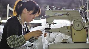 陸一季度工業企業利潤下滑3.3%