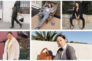 美國最有影響力的 亞裔時尚博主Aimee Song