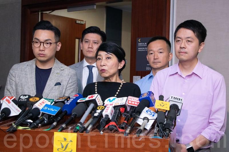 民主派籲周六聲援反引渡修例