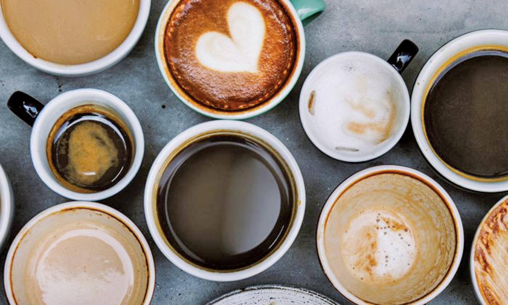 咖啡廣受人們喜愛,在Stefano Ponte所著的《拿鐵革命》一書中提到,全世界每天要喝掉22.5億杯咖啡。(Rawpixel.com/Shutterstock)