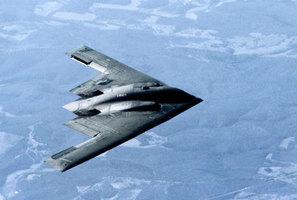 B-2隱形轟炸機駕駛艙首次曝光