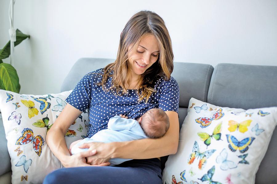 如何提升母乳哺育的意願?