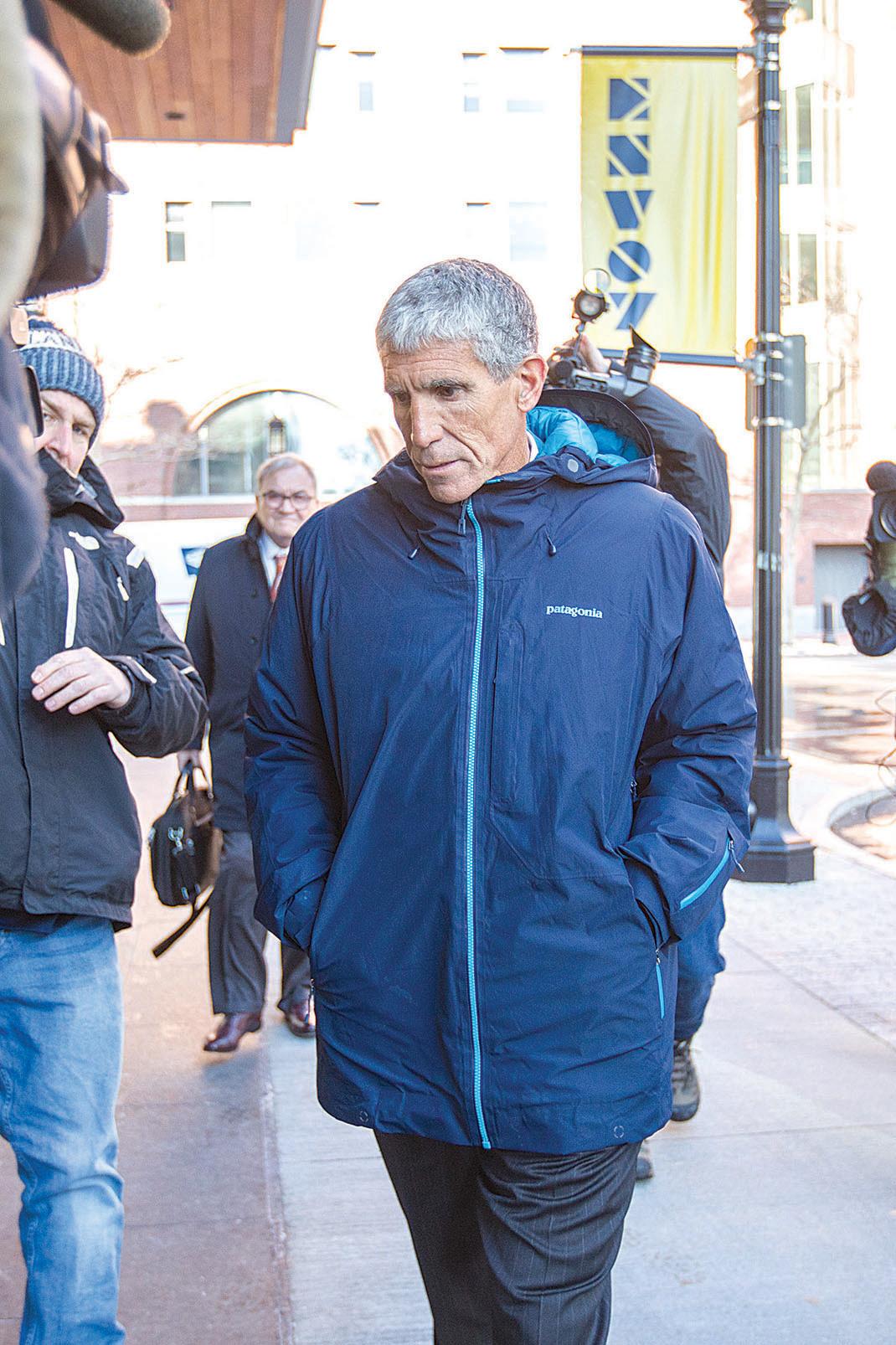 入學舞弊案操盤手辛格。(Getty Images)