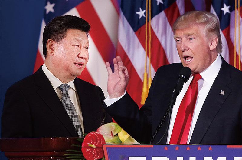 特朗普突增關稅 中美貿易戰升級背後三大因素