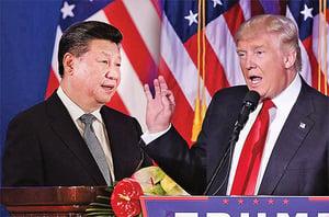 特朗普突增關稅 中美貿戰升級背後三大因素