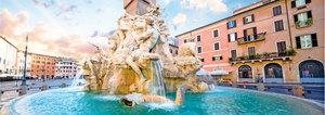 巴洛克噴泉藝術的輝煌 貝尼尼的羅馬 (中)