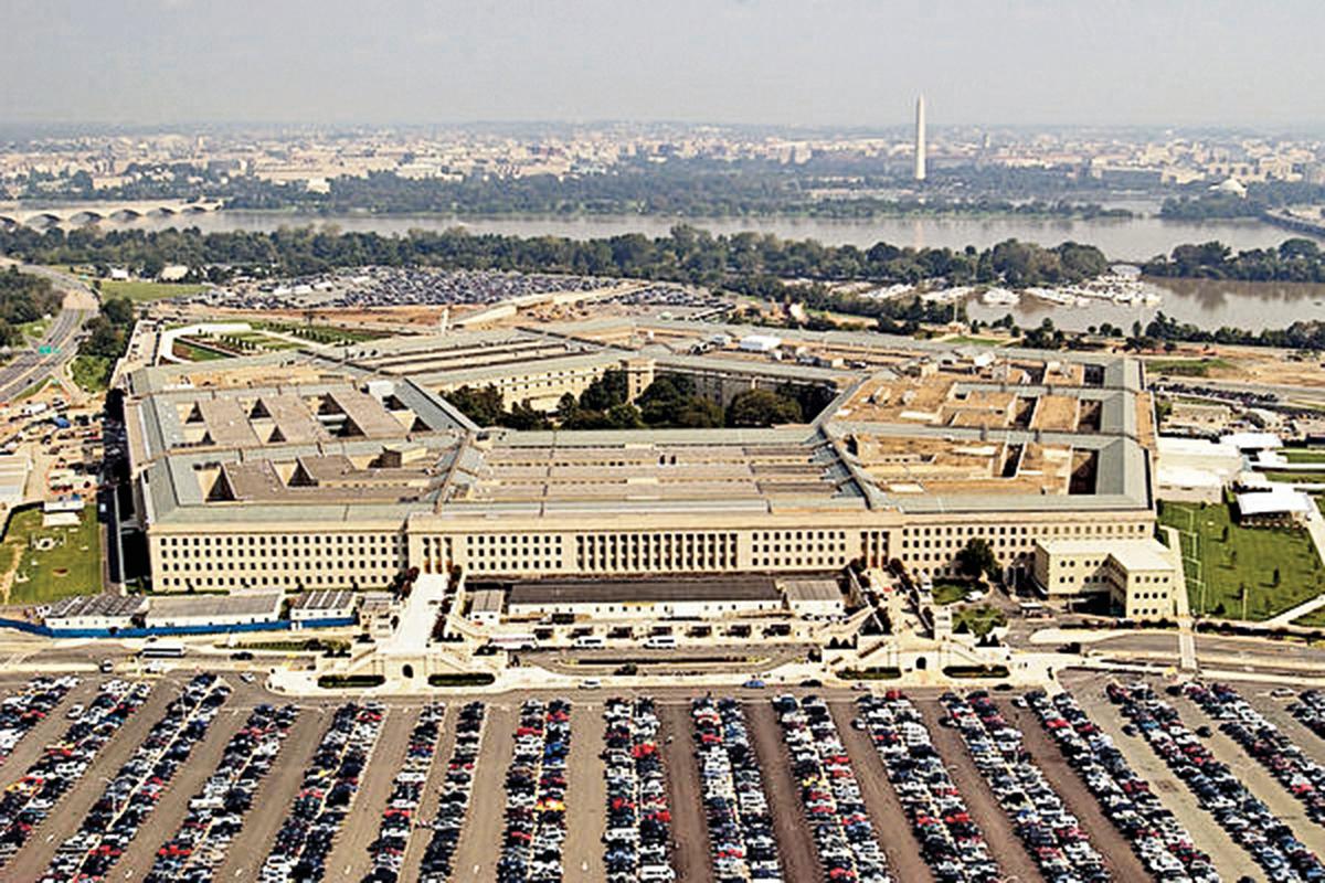 美國國防部最新報告再次提及中國公民非法為中共充當外國代理人案件,同時,中共喉舌新華社至今未遵守美國法律,自覺登記為外國代理人。(USAF via Getty Images)