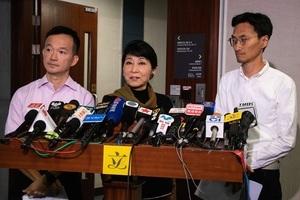 陳維安被斥違政治中立  要為「鬧雙胞」問責
