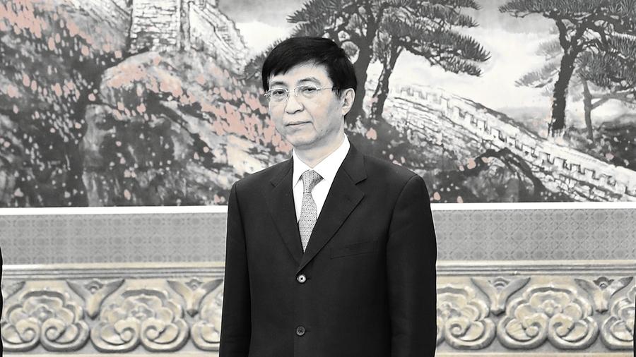 王滬寧避居法國未支持六四 好友籲他看望天安門母親