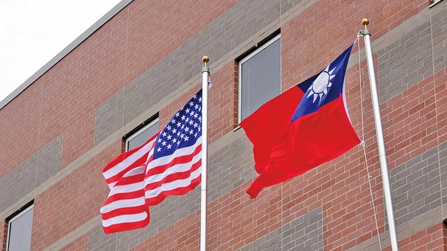 美眾院通過台灣保證法