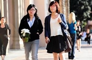 中國留學生最多的美國20所大學排名