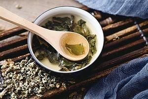 改善脂肪肝醫師薦 四味消脂茶飲和兩種食物
