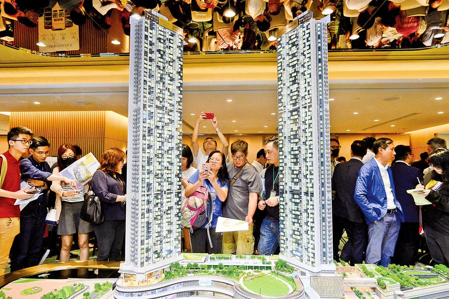【樓市動向】 特區樓價不斷上漲的迷思 CCL連升三個月 新界東兩周彈5.7%