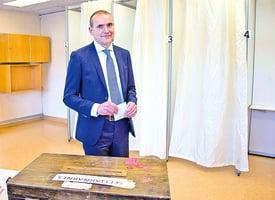 冰島政治新手當選總統