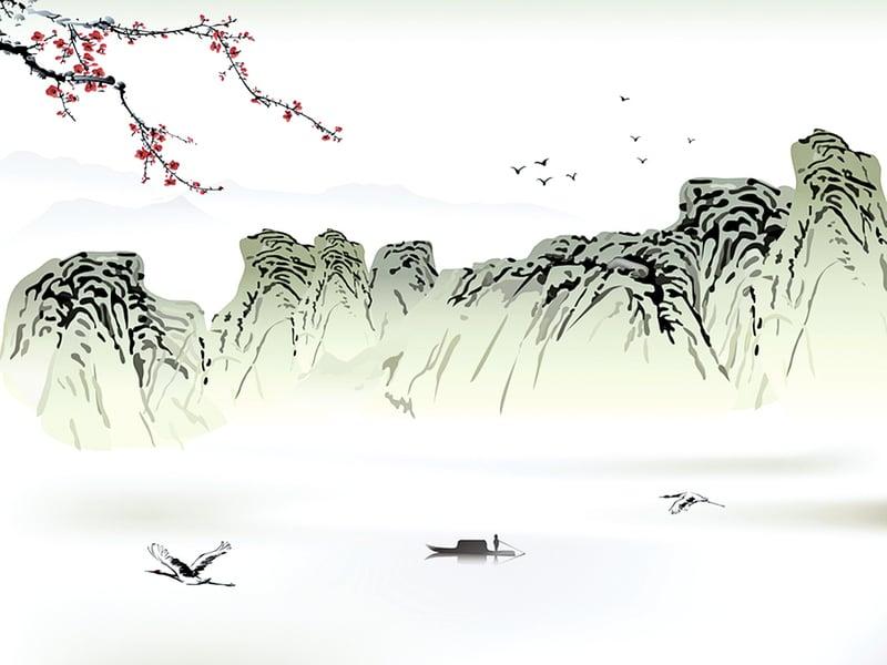 【世說新語】言語篇 17:濟河焚舟