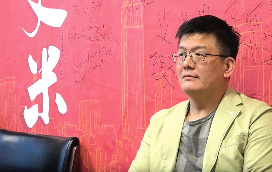 首部中國留學生電影美國展映 審批一波三折