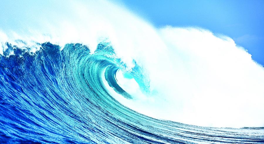 海浪的力量