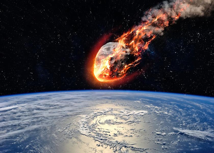 防隕石墜落災難 : 三百專家在美開會救地球