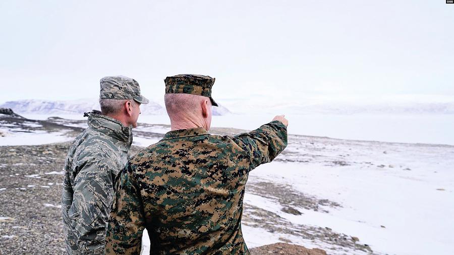 美軍強化在北極行動能力