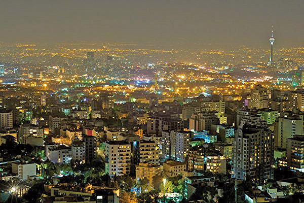 美國總統特朗普警告伊朗不要有挑釁動作。圖為伊朗首都德黑蘭。(Wikimedia commons)
