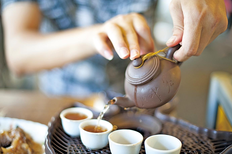 透過飲茶以茶學禮,修身養性。