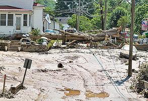 美國西維珍尼亞洪災百年來最嚴重已24死