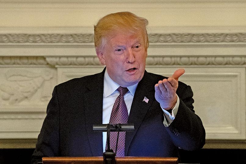 中美貿易戰之際 特朗普支持率達51%創紀錄
