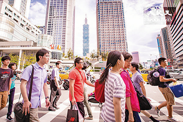 「三隻腳」加持台灣經濟增長率上看5%