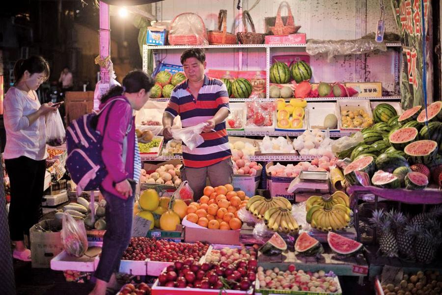 北京水果批發價同比升78%