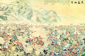 岳雲統領「背嵬軍」締造不敗傳說——五百精兵大破十萬金軍