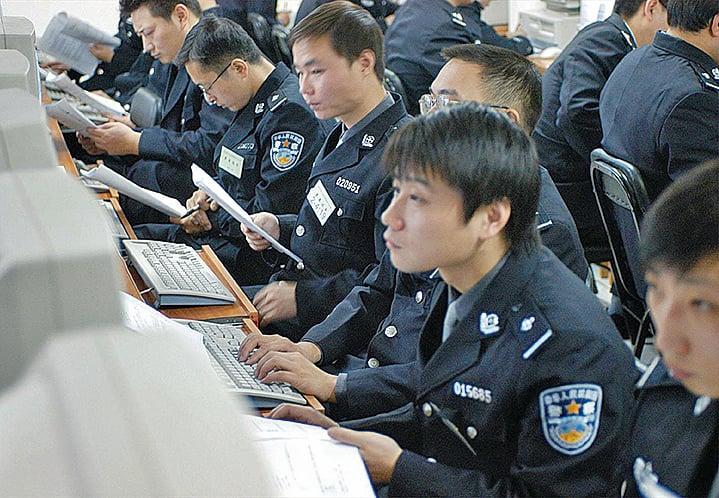 中共動用黑客攻擊美國由來已久,伴隨中美貿易戰升級,中共黑客活動更為肆虐,中美網絡戰升級。(大紀元資料室)
