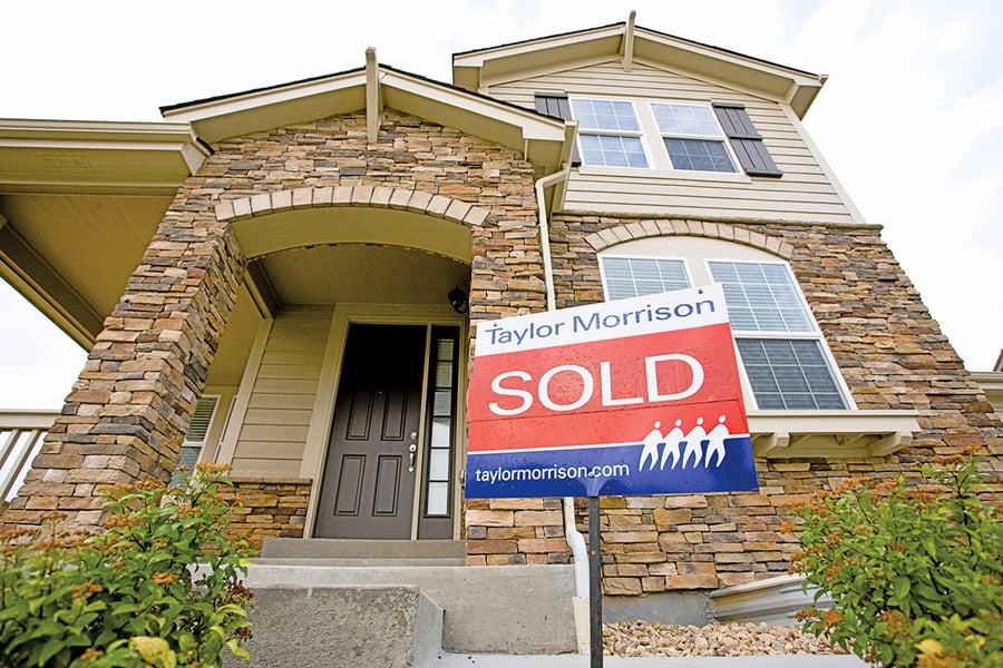 美國年初賣樓回報率達31%