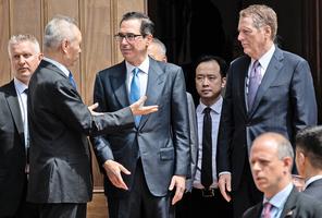 貿易戰升級 中共退守保政權底線