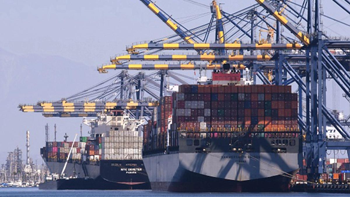 隨著貿易戰升溫, 中國經濟下行壓力明顯加大。(MARK RALSTON/AFP/Getty Images)