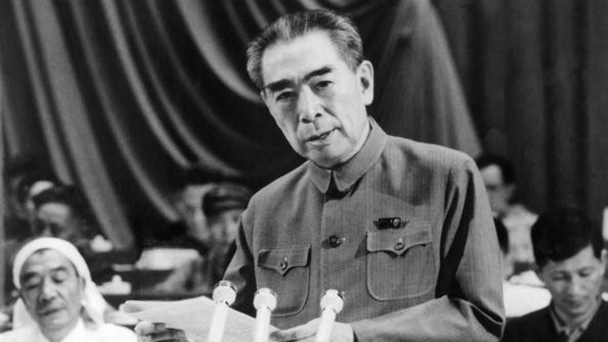 鮮為人知的是,早年周恩來一度解除毛的軍事指揮權,撤銷毛的一切職務,還差點把毛抓起來槍決。資料圖( AFP/Getty Images)