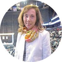 美國賓州飛行駕駛教師、飛行員Terri Morse。(李辰/大紀元)
