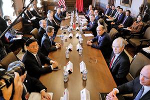 傳中美貿易下輪談判或難產