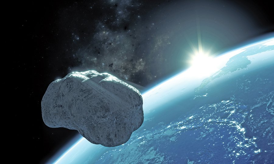 NASA行星撞地球年度演習: 紐約被夷為平地