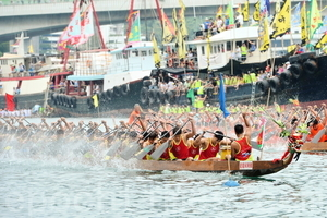 香港仔端午節龍舟競渡大賽 百張入場券免費派發