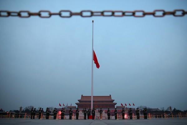 這次「香港古典舞大賽事件」,不僅不會起到甚麼實際作用,倒是凸顯了江派回天無力的頹勢。(Photo by Feng Li/Getty Images)