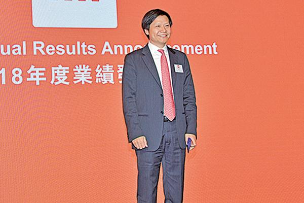 小米扭虧為盈 首季盈利逾31億元人幣