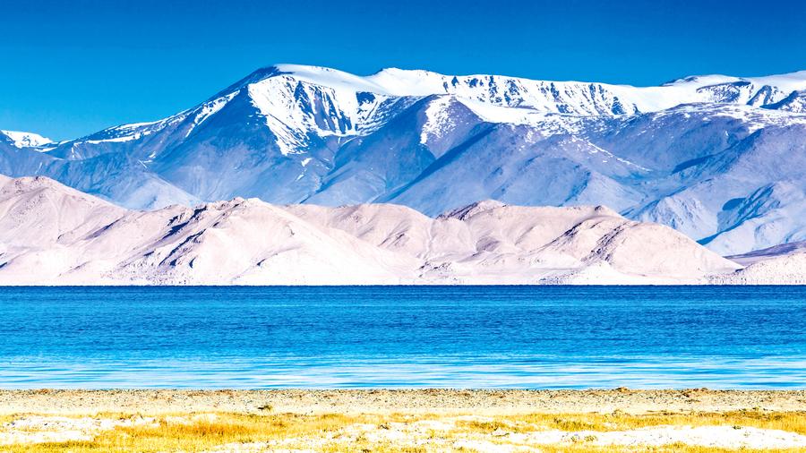 世界屋脊上的湖泊 卡拉庫爾湖