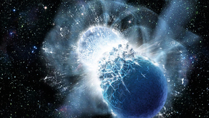 黃金或來自於46億年前中子星碰撞