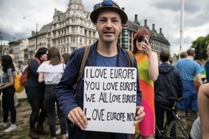 歐盟外交官員:英或永不會啟動脫歐程序