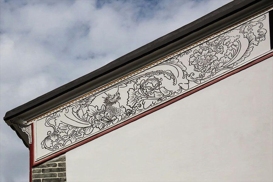 測量師辦草龍工作坊 展示歷史建築傳統工藝之美